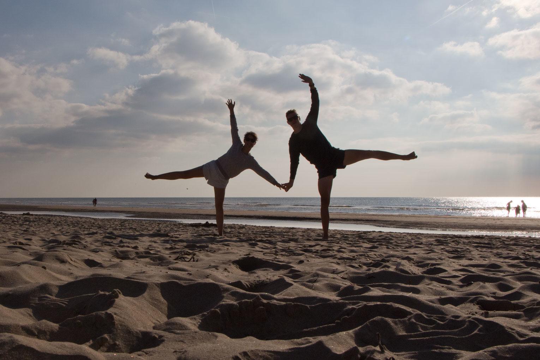 Rückblick – Holland wir am Strand Parnasia | SOMEWHERE ELSE